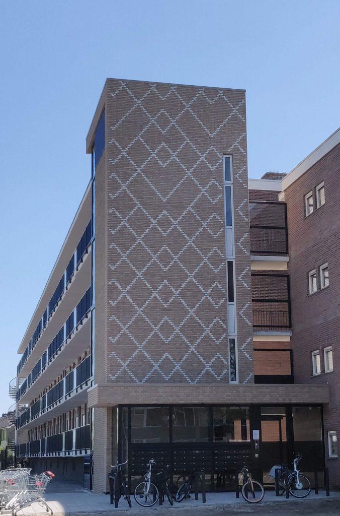 architectuur, grafische vormgeving, renovatie, woningbouw