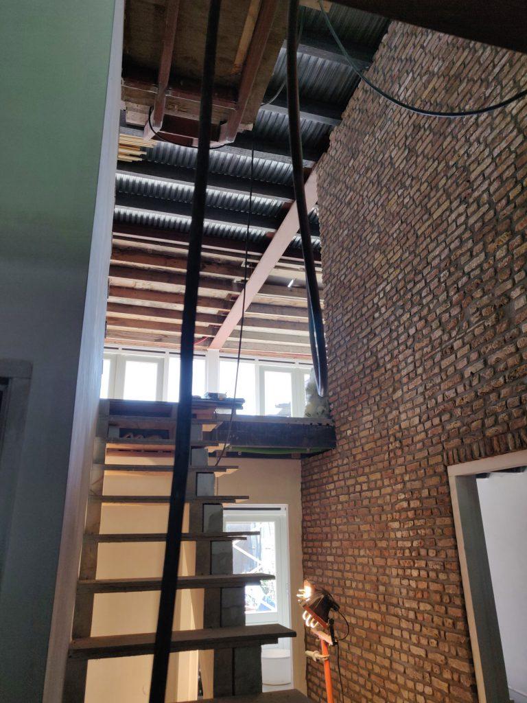 architectuur, renovatie, herbestemming